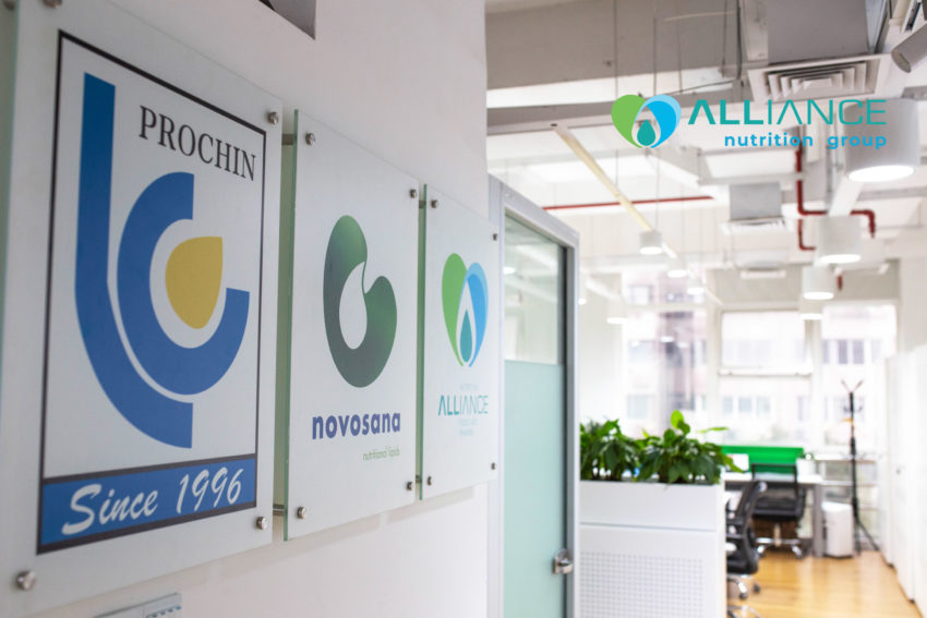 Alliance Nutrition Group Office - your partner in dairy, natural and omega-3 food ingredients